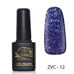 Гель-лак «Хамелеон» ZVC - 12