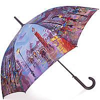 Зонт-трость Zest Зонт-трость женский  полуавтомат ZEST (ЗЕСТ) Z216255-77, фото 1