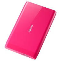 Внешний жесткий диск APACER AC235 2TB USB 3.1 Розовый