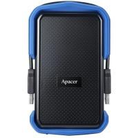 Внешний жесткий диск APACER AC631 2TB USB 3.1 Синий