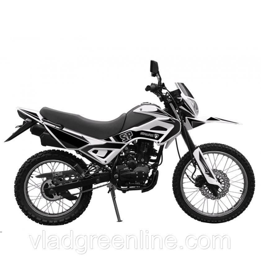 Мотоцикл Spark SP200D-1  (200 куб. см)