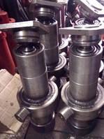 Ремонт гидроцилиндра подъема кузова КАМАЗ 55102-8603010