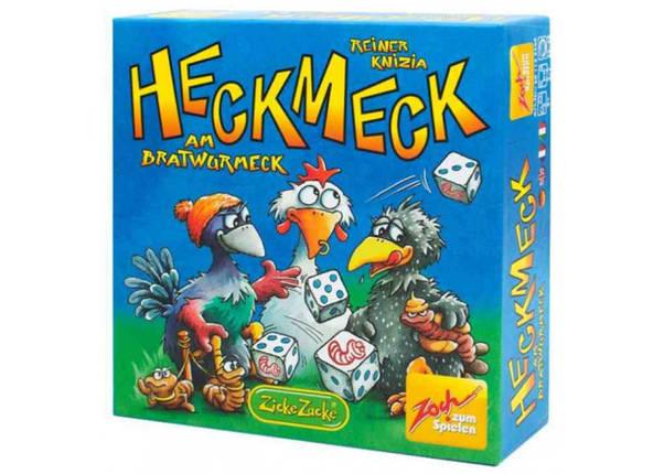 Настольная игра Хекмек или как заморить червячка, фото 2