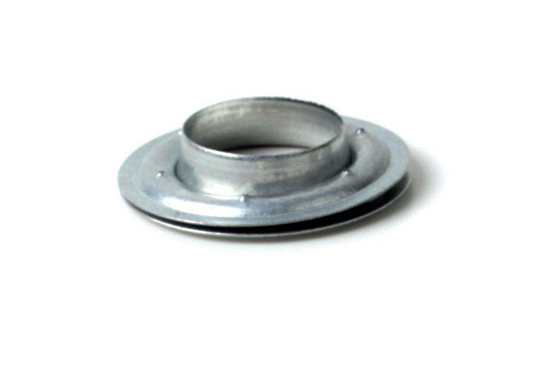 Люверсы 20 мм -1000 шт. круглые оцинкованные на тент