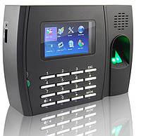 Учет рабочего времени по отпечатку пальца ZKTeco U300C