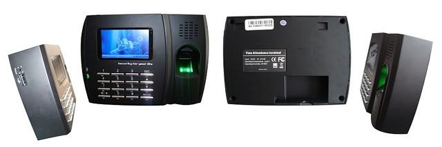 Биометрический контроль рабочего времени U300-C