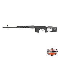 Снайперська гвинтівка KOER СВД spring Black