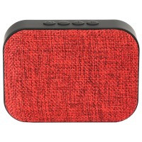 Комп.акустика OMEGA Bluetooth OG58DG fabric red
