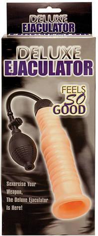 Вакуумная помпа Deluxe Ejaculator, фото 2