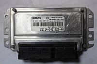 Электронный блок управления ЭБУ  Bosch 21114-1411020-40
