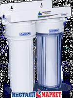 Leader UPS-2-двухступенчатый проточный картриджный фильтр