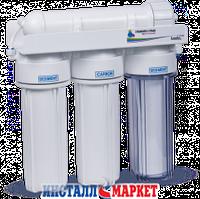 Leader UPS-3F- 4-х ступенчатый проточный картриджный фильтр c ультрафильтрацией