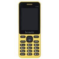 Мобильный телефон BRAVIS C246 Fruit Dual Sim (жёлтый)