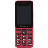 Мобильный телефон BRAVIS C246 Fruit Dual Sim (красный)
