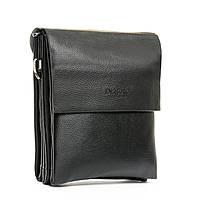 Мужская сумка планшет черного цвета