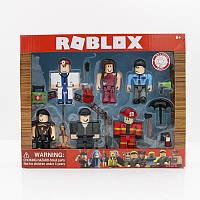 Набор фигурок Roblox «Профессии»: 6 фигурок и предметы
