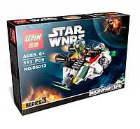 Конструктор  LEPIN STAR WARS, аналог LEGO 113 предметов Корабль призрак, фото 1