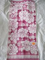 Полотенце лицо лен махра 3 цвета