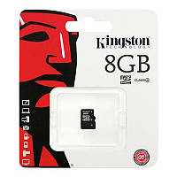 Карта памяти Kingston microSD 8Gb