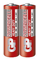 Батарейка GP POWERCELL 1.5V солевая, 15EREB-2S2 R6, AA (2шт сп.)