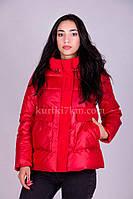 Короткая зимняя куртка   Peercat №036, фото 1