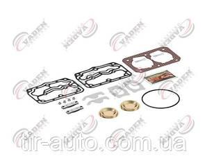 Комплект ремонтный прокладок с клапанами компрессора DAF 95XF ( VADEN ORIGINAL )
