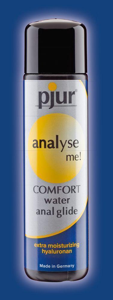 Пробник pjur analyse me! comfort water 2 ml