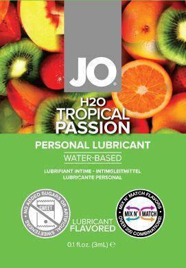 Пробник System JO H2O - TROPICAL PASSION (3 мл), фото 2