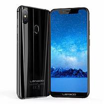 Смартфон Leagoo S9 Black 4\32Gb 8ядер And 8.1 + чохол, фото 2