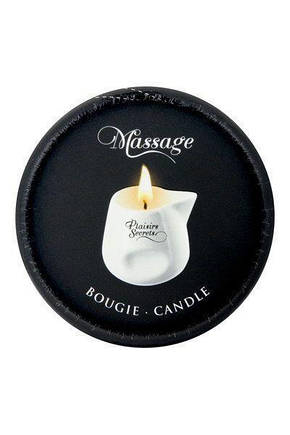 Массажная свеча Plaisirs Secrets Peach (80 мл), фото 2