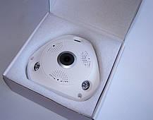 Панорамная IP Камера Видеонаблюдения Потолочная CAD 1317 VR CAM 3D Wi-Fi DVR, фото 2