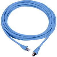 Сетевое оборудование MOLEX PC RJ45, 568B, FTP, stranded, PC 5e, LS0H 1m,