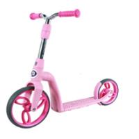 Спорт AEST B08 Pink 2 in 1 Беговел - Самокат