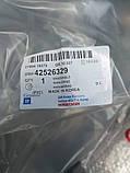 Стекло лобовое подогрев щеток датчик дожля, Каптива C140, 42526329, фото 6