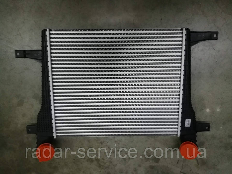 Интеркулер турбины Каптива Антара 2.0-2.2d, Captiva C140 Antara, 42348293