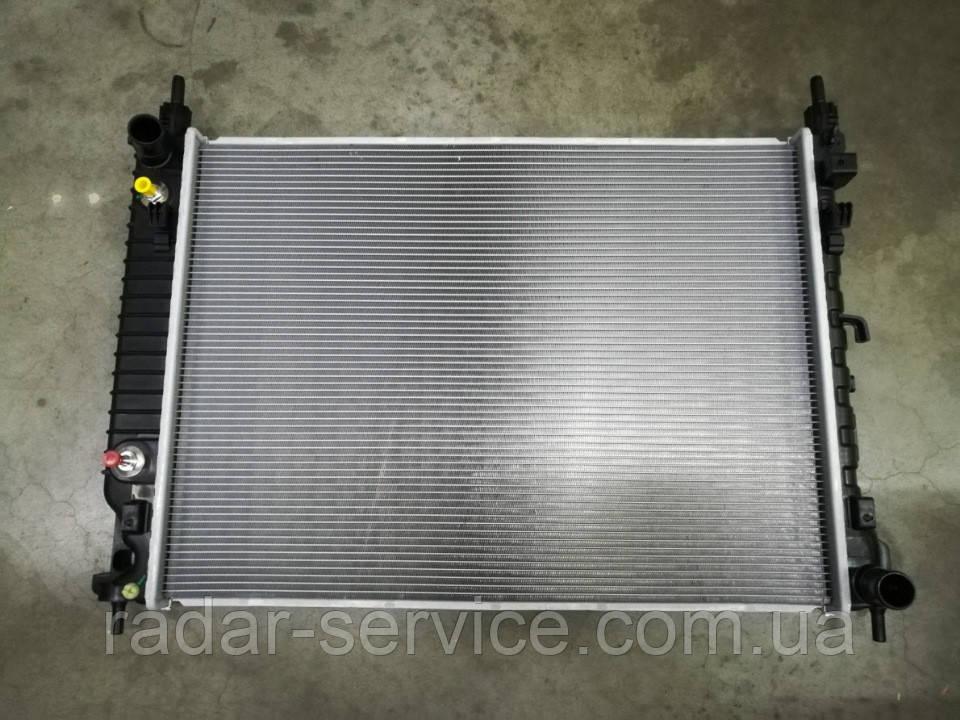 Радиатор охлаждения Каптива Антара АКП 2.2d, Captiva C140 Antara, 42400244