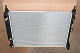 Радиатор охлаждения Каптива Антара АКП 2.2d, Captiva C140 Antara, 42400244, фото 2