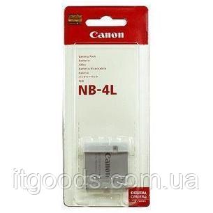 Аккумулятор Сanon NB-4L для IXUS 220 HS | IXUS 115 HS | PowerShot SD10
