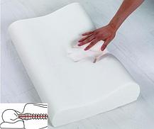 Ортопедическая анатомическая подушка с памятью  Memory pill (мемори пилл), фото 2