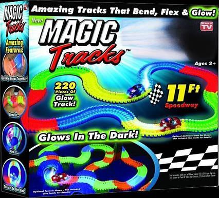 Детская развивающая гоночная трасса Magic Tracks 220, фото 2