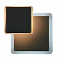 Светодиодный накладной светильник, бра LUMINARIA GEOMETRIA SQUARE 10W S-185 -WHITE