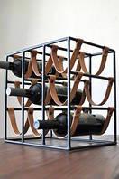 Стеллаж для вина в стиле LOFT (NS-970000348)