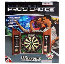 """Фирменный подарочный набор для игры в дартс """"Harrows"""" Англия, фото 2"""