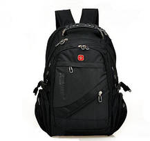 Швейцарский городской рюкзак SwissGear 8810 с AUX, фото 3