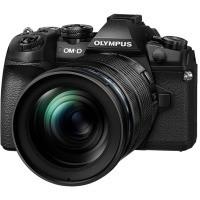 Цифровая камера OLYMPUS E-M1 mark II 12-100 Kit черный