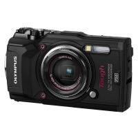 Цифровая камера OLYMPUS TG-5 Black (Waterproof - 15m; GPS; 4K; Wi-Fi) + чехол