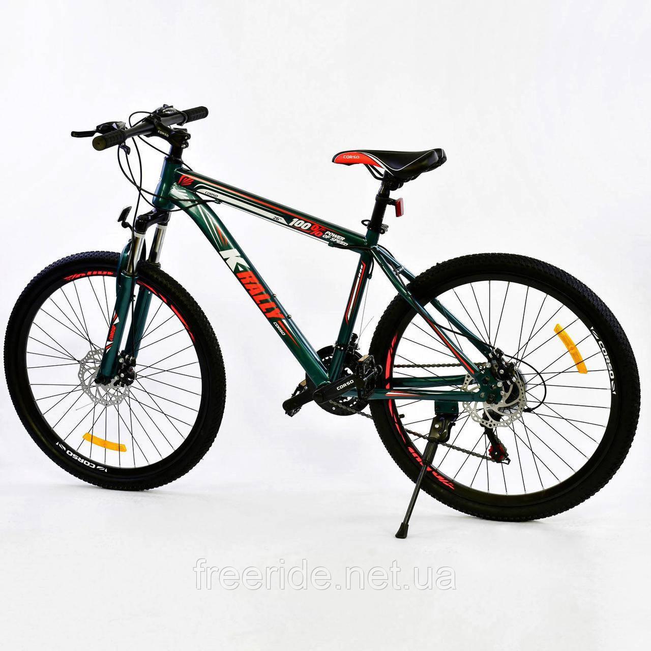 Горный Велосипед CORSO K-Rally 26 (17 рама)