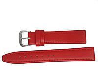 Ремешок для часов Perfect 16 мм красный