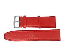 Ремешок для часов Perfect 24 мм красный