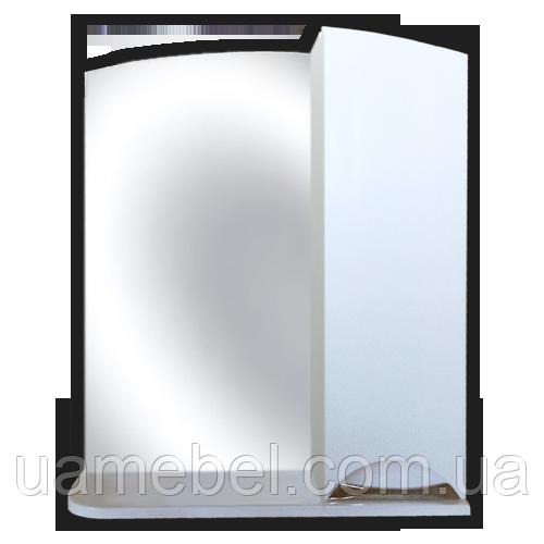 Зеркало в ванную с розеткой З-10